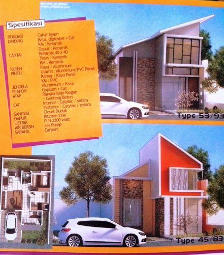 85 Gambar Rumah Cluster Azalea HD Terbaik
